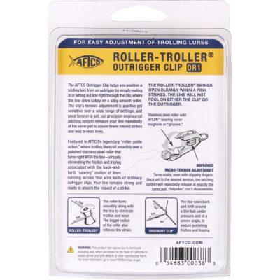 Aftco RollerTroller Clip